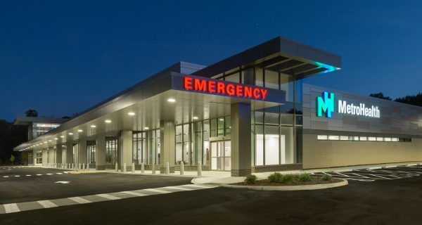 MetroHealth Brecksville Health-Center Emergency Entrance