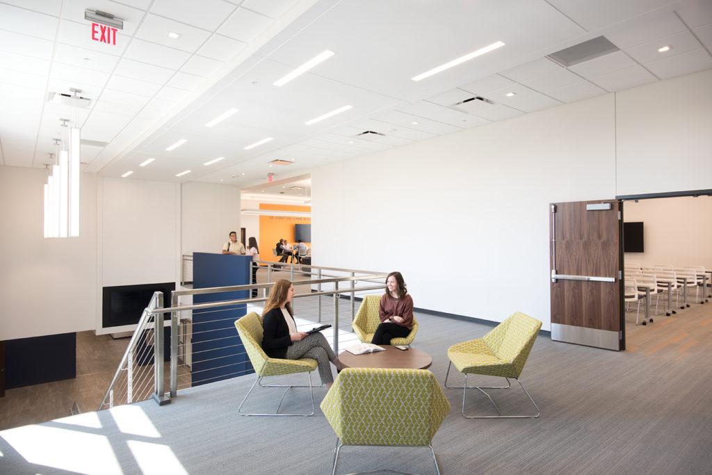 UA Business Administration Building