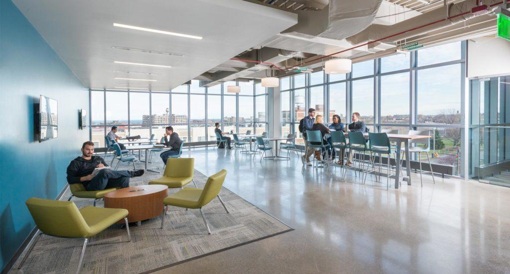 CSU Engineering Building Lounge