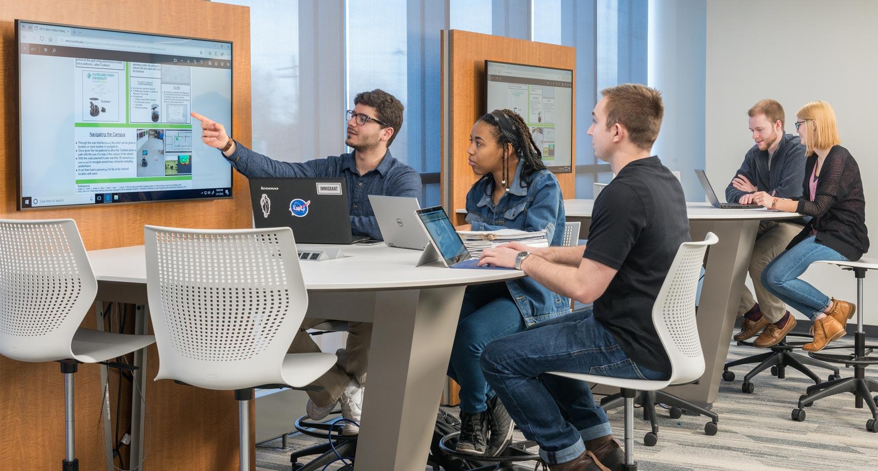 CSU Engineering Building Simulation Lab