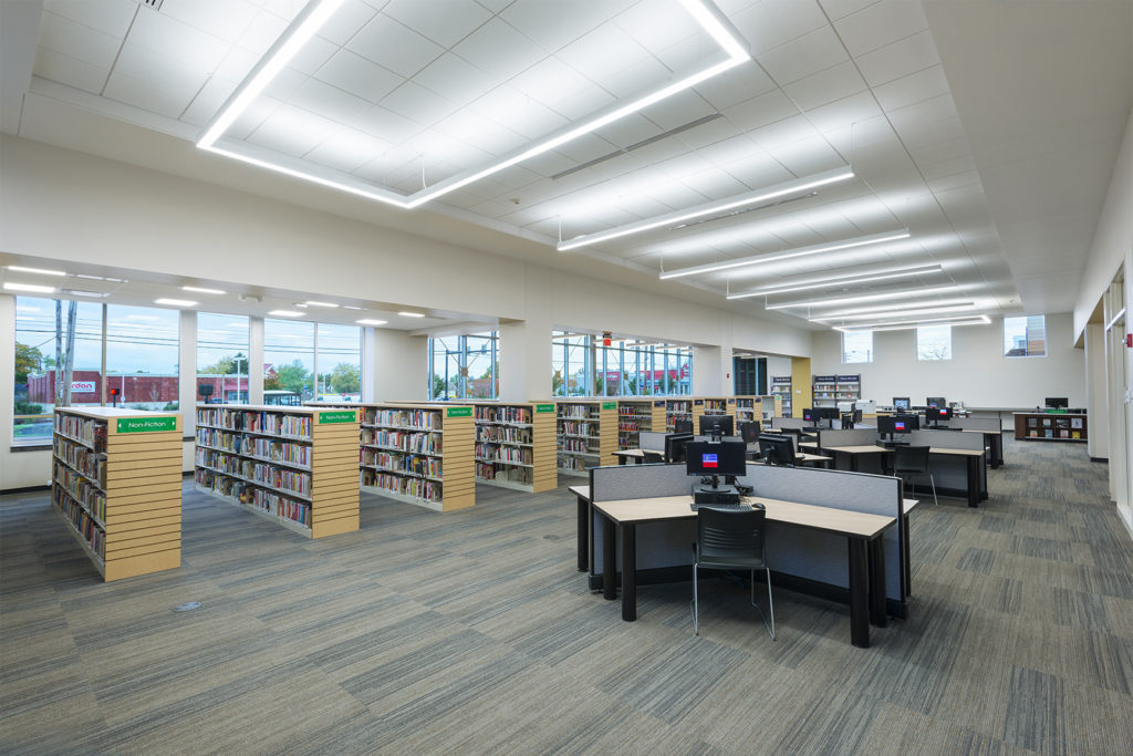Heights Library Main Library