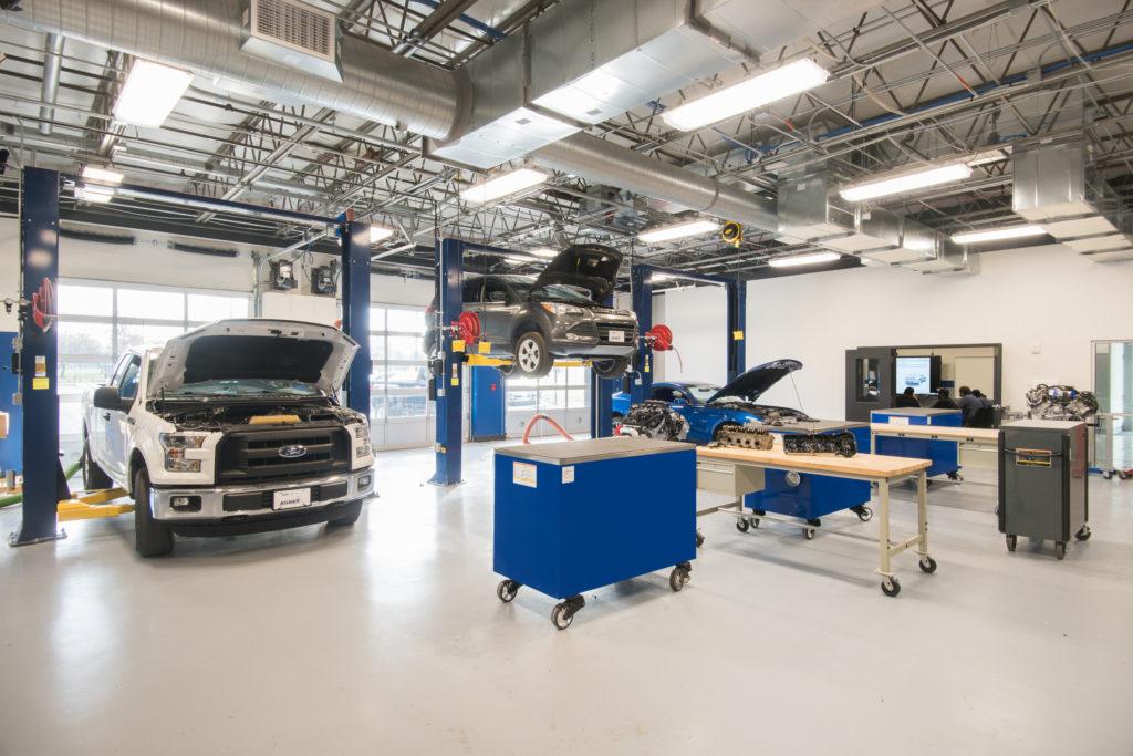CBLH TriC Auto Tech Center